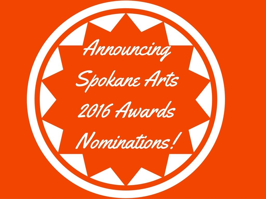 spokane arts awards