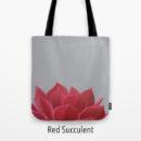 red succulent