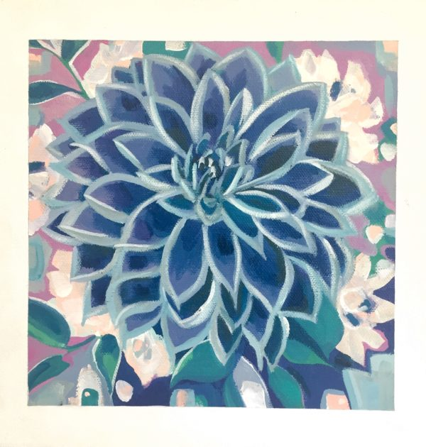 Rebecca Lloyd Art flower small